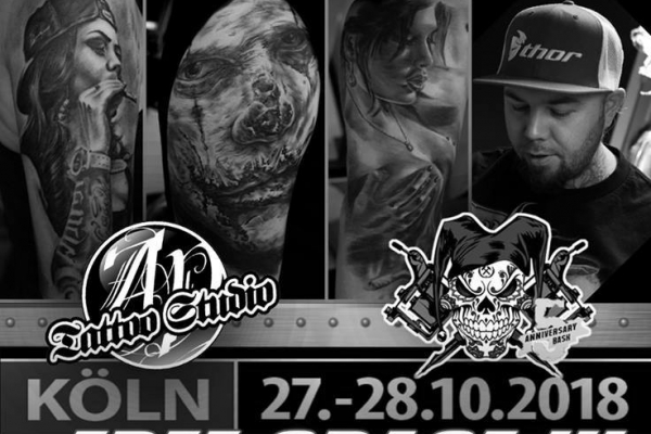 Tattoo Bash - Koln - 27-28.10.2018
